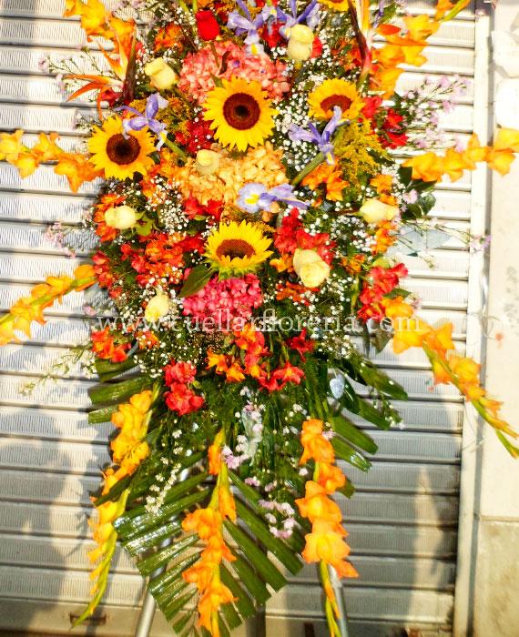 Pedestal Para Aniversario E Inauguración