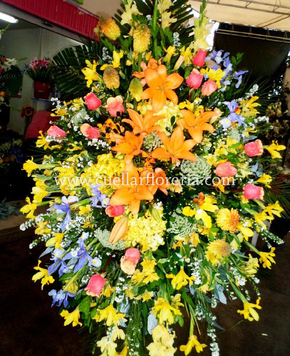 Pedestal Especial Primaveral