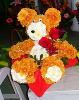 Floreria_Cuellar_arreglos_florales_forma_de_oso-22A