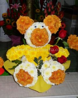 Floreria_Cuellar_arreglos_florales_forma_de_oso-22B